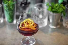Houston's favorite Negronis: Negroni Sbagliato cocktail at Coltivare.