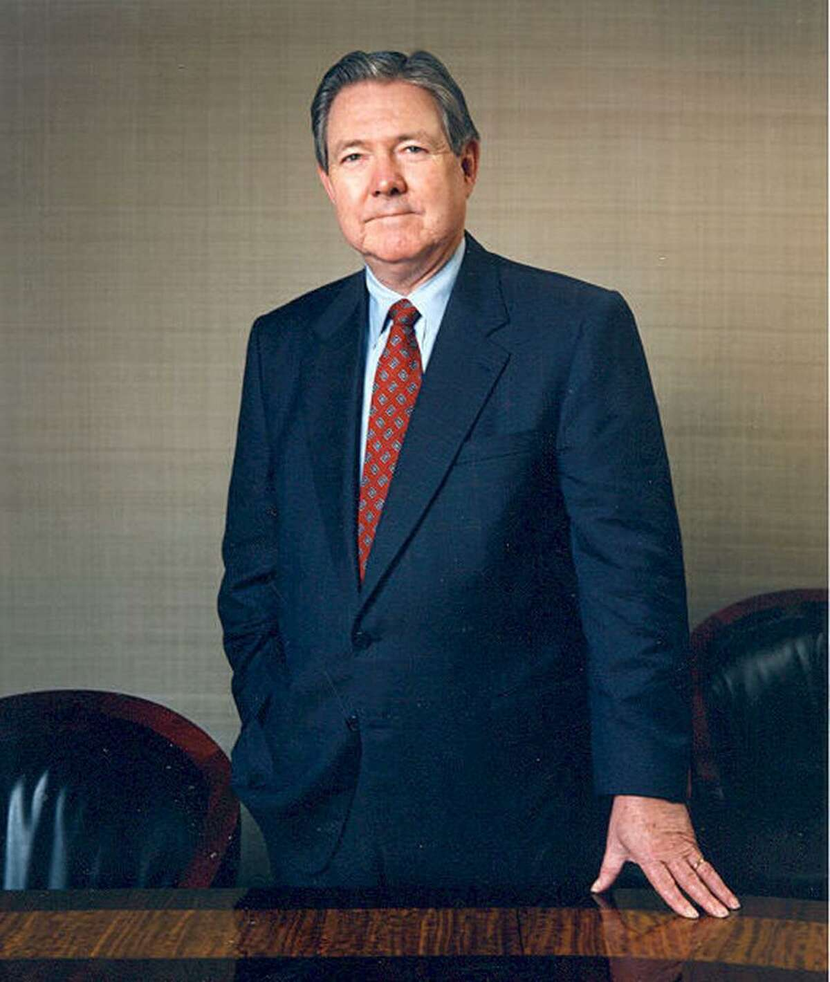 FRANK A. BENNACK, JR.(pictured) announced that he would be retiring from his post as president and CEO of The Hearst Corporation, as of May 31, 2002. His successor will be Victor F. Ganzi. PHOTO COURTESY OF THE HEARST CORP.