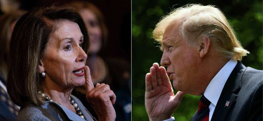 Nancy Pelosi contends President Trump is undertaking a criminal cover-up. That being the case, what choice does she have but to begin impeachment proceedings? Photo: BRENDAN SMIALOWSKI /AFP /Getty Images / AFP
