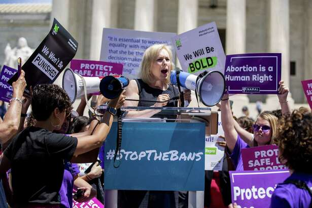 Sen. Kirsten Gillibrand cheats when she maliciously misrepresents pro-life views. That tack is easier than reason and persuasion.