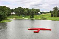 The Travelers Championship will be held this week at TPC River Highlands in Cromwell.
