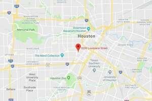Google Maps view of the 3200 block of Louisiana at Elgin.