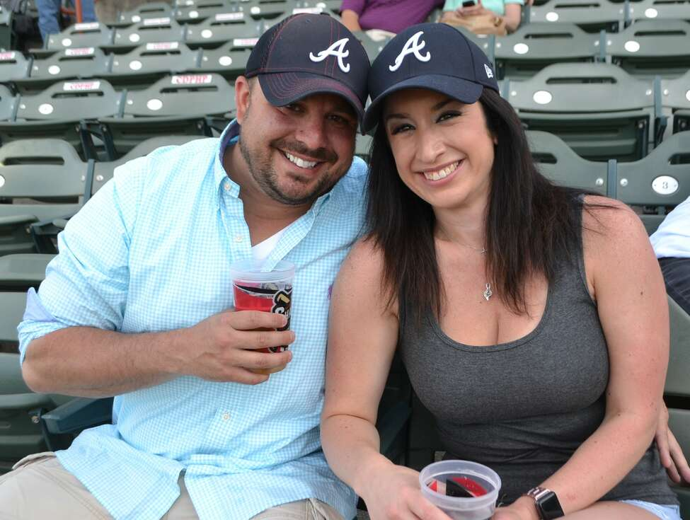 Were you Seen at the Tri-City ValleyCats' home opener at Bruno Stadium in Troy on June 17, 2019?