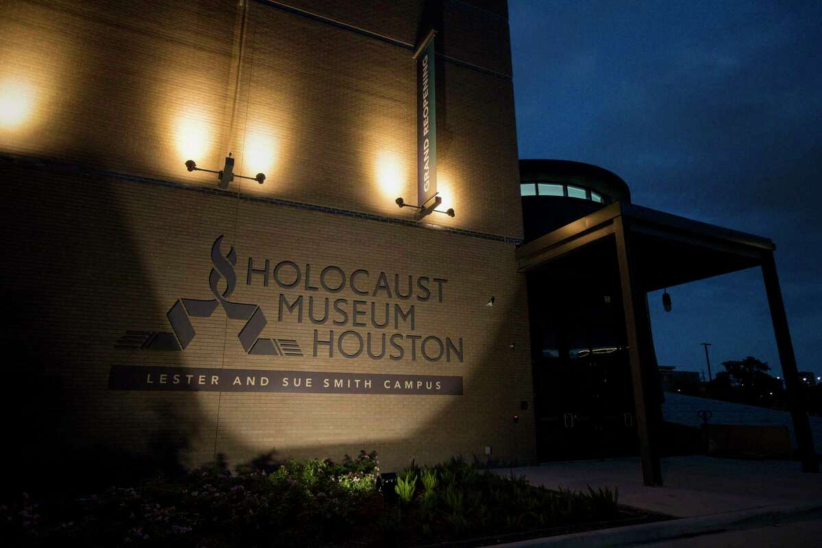 The Lester and Sue Smith campus of Holocaust Museum Houston, photographed on Monday, June 17, 2019, in Houston.