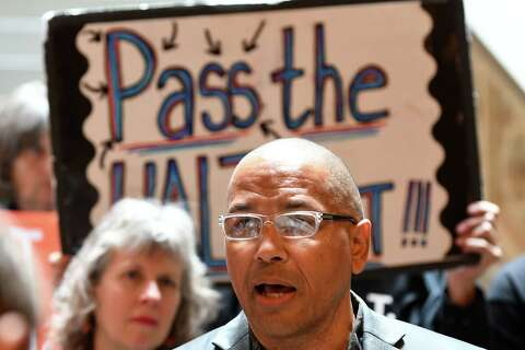 Photos: Protesting solitary confinement - Times Union