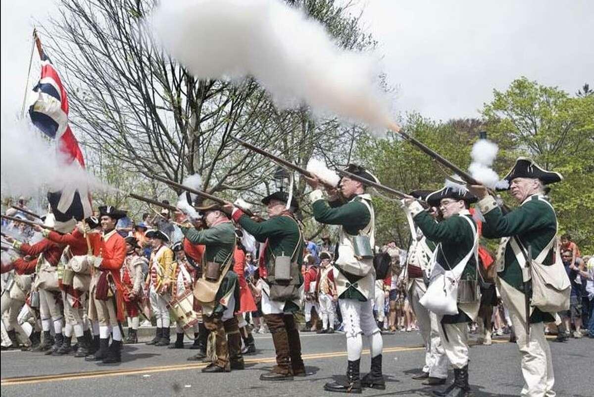 Battle of Ridgefield 4/29/17