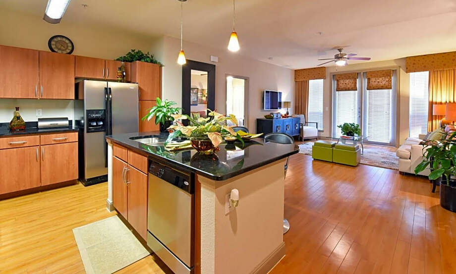 2401 S. Gessner Road.    Photo:Apartment Guide