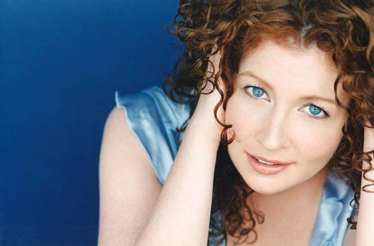 Alexandra McHale will bring her stand-up act at Congregation Shir Shalom's comedy night on Saturday, April 27. She's performed on late-night TV on CBS and NBC.