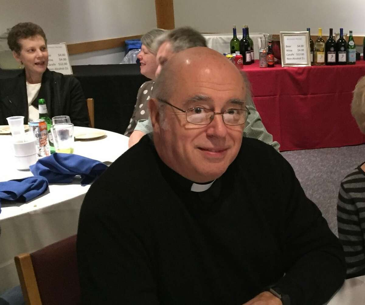 Monsignor Laurence Bronkiewicz will retire from St. Mary Parish this summer.