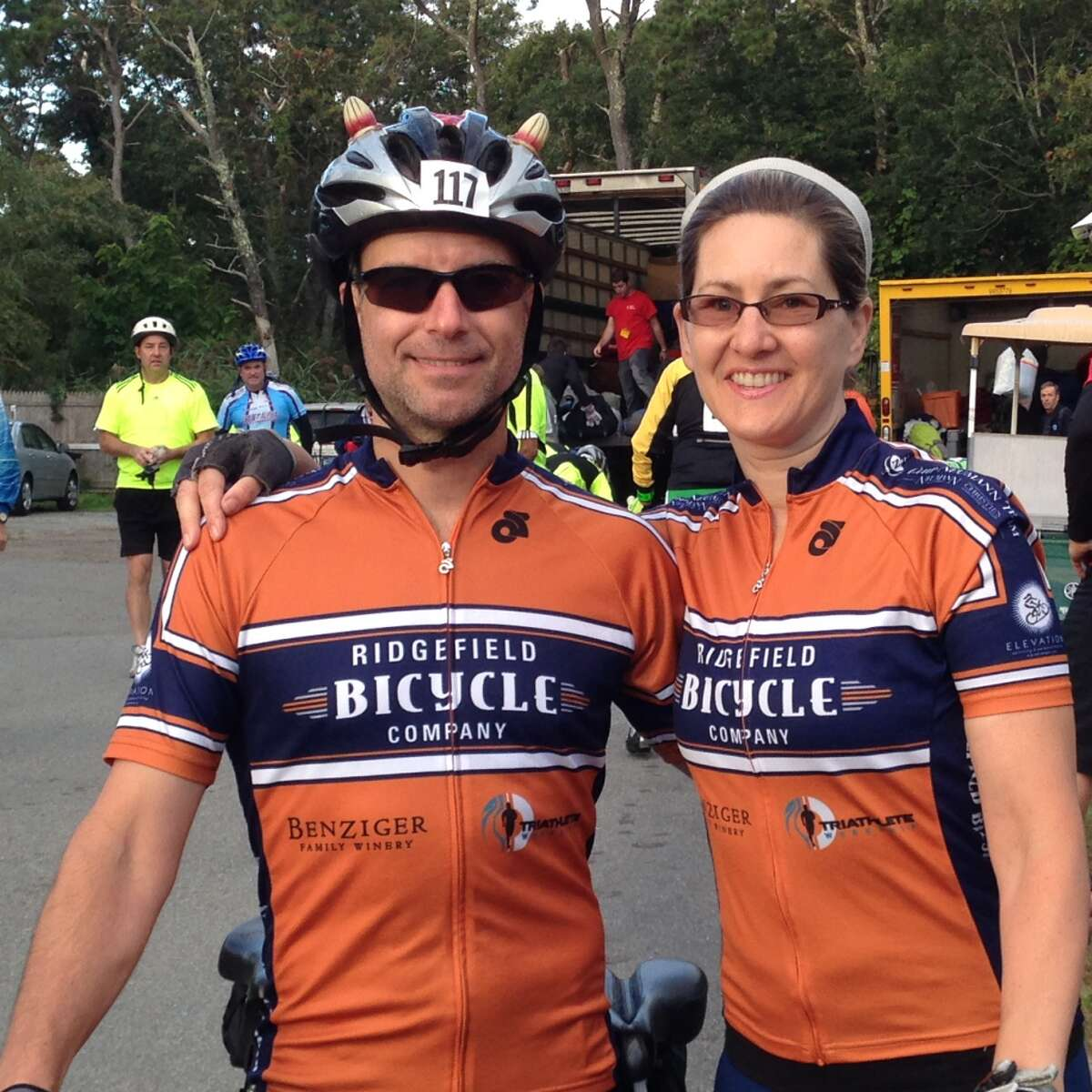 Ridgefielder and Team 26 member Gordon Plaut will be biking from Newtown to Pittsburgh from Friday, April 26, to Thursday, May 2.