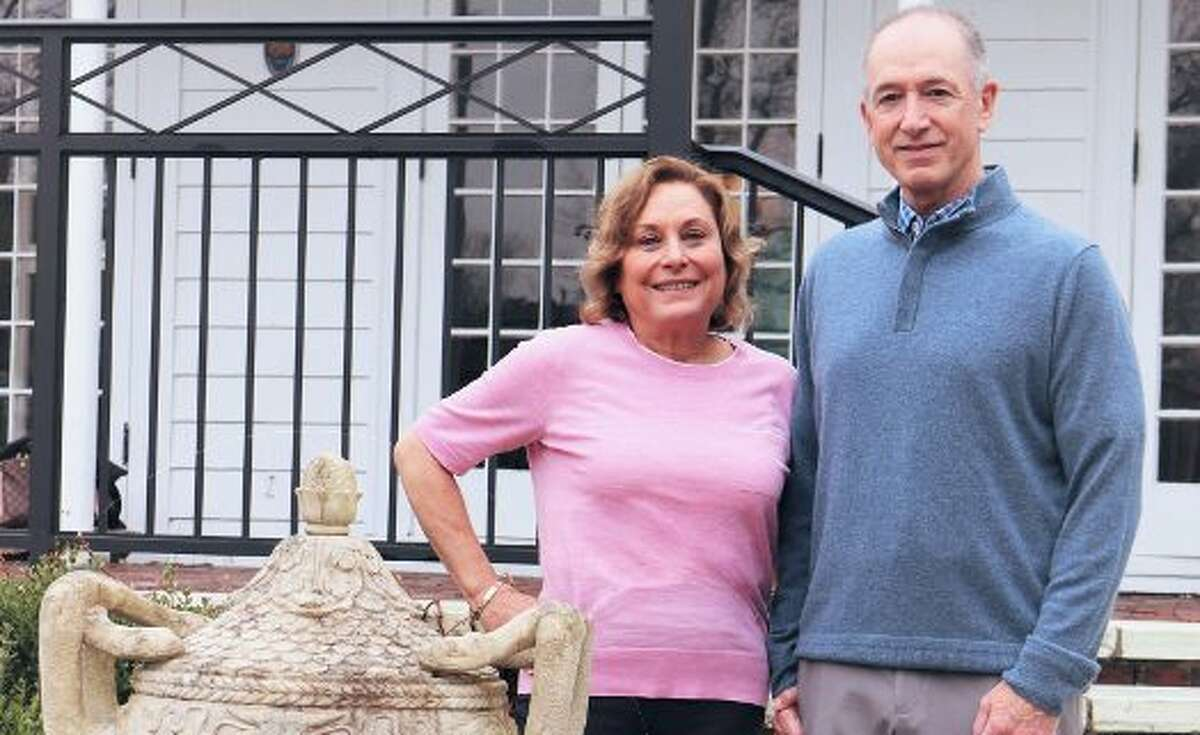 Ed and Gaetana McGill will be honored with the Cannonball Award at Keeler Tavern Museum & History Center's annual Cannonball Gala on Saturday, May 18 in the Garden House at KTM&HC. Tickets can be purchased at keelertavernmuseum.org.