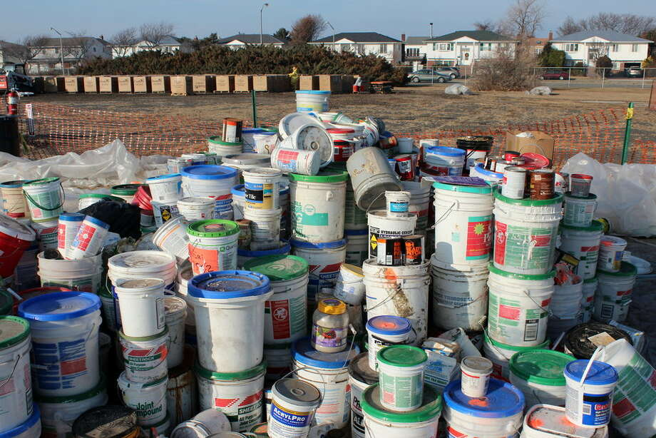 Newtown will be hosting a hazardous waste collection Saturday, May 18. Ridgefield residents are encourage to bring household items such as stains, wood preservatives, and moth balls.