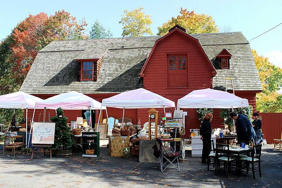 Keeler Tavern Museum and History Center will host its annual tag sale Thursday, April 25, through Sunday, April 28, in the Cass Gilbert Carriage Barn. All proceeds from the sale benefit the museum.