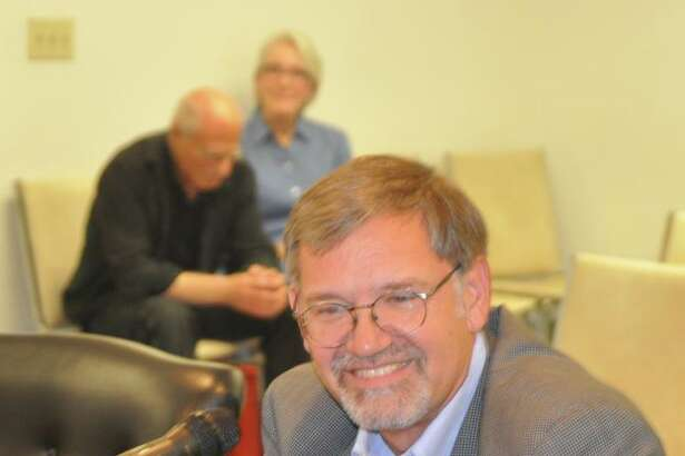 Erik Keller, a horticultural therapist, appeared before the selectmen June 19 and was appointed to an alternate to the Conservation Commission.