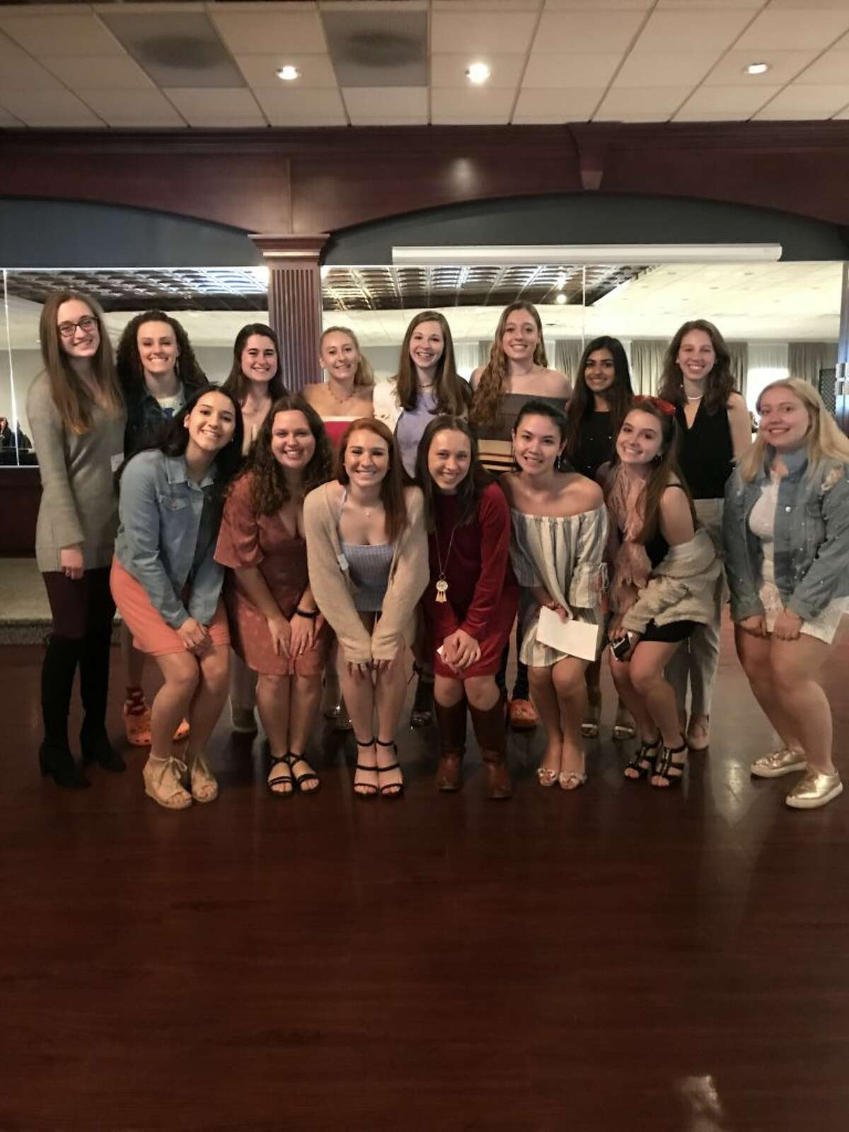 National Charity League's Nutmeg Chapter celebrated its graduating class of 2019 last month.