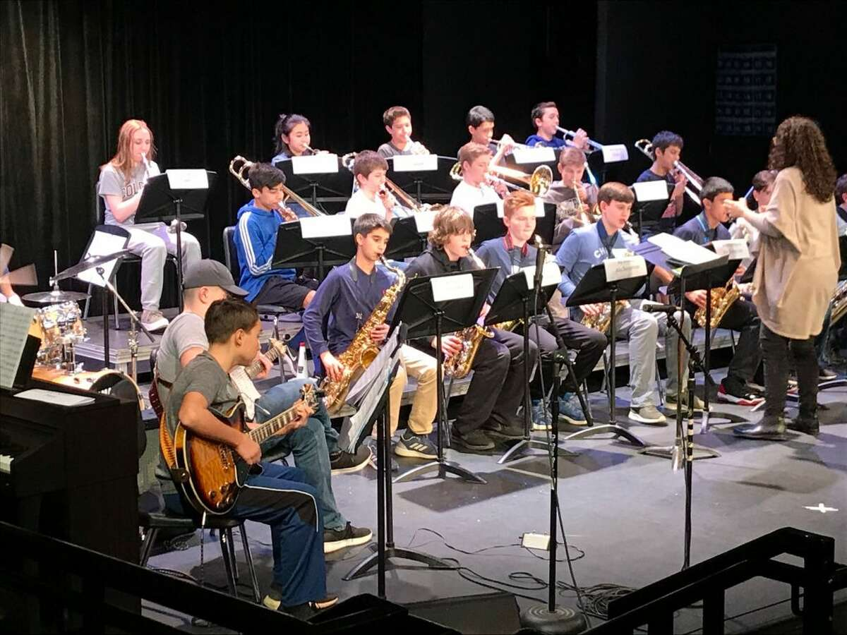 Members from East Ridge Middle School's band were selected to play at a regional music festival over the weekend.