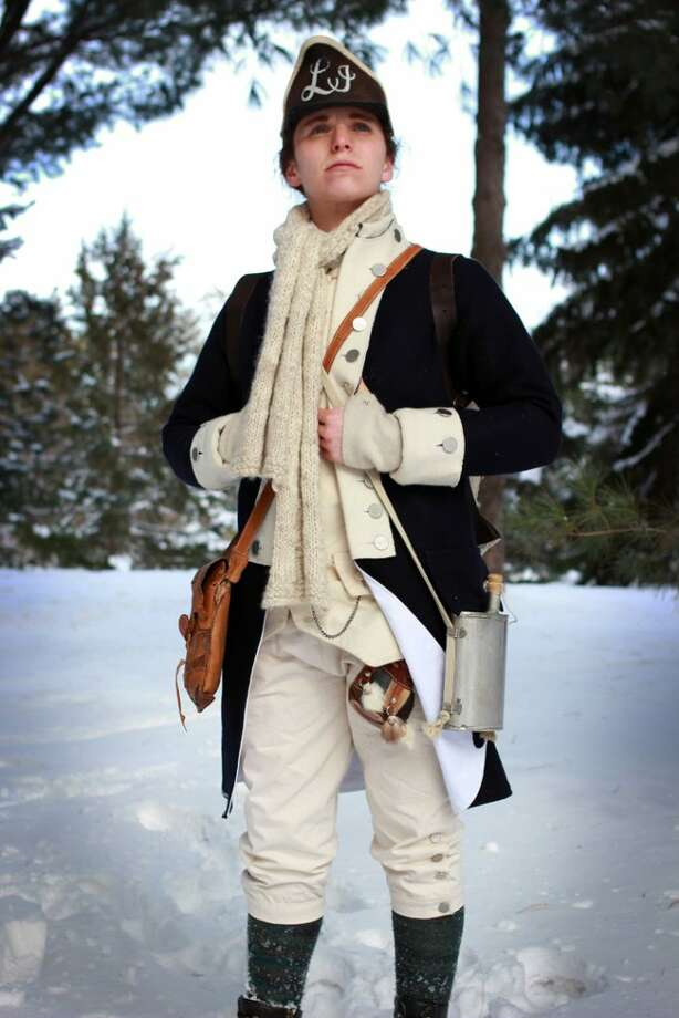 """Judith Kalaora will perform as Deborah Sampson in """"A Revolution of Her Own!"""" at Keeler Tavern Museum & History Center on Sunday, March 24, at 3 p.m."""