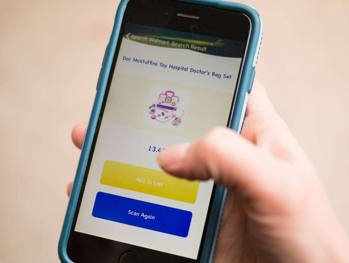 bWISHd, a new app created by Ridgefield High School graduate Emily Lee, helps parents and grandparents create gift lists for children.