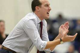 Rob Coloney has been named the new head coach of the Ridgefield girls basketball team. - Matthew Brown photo