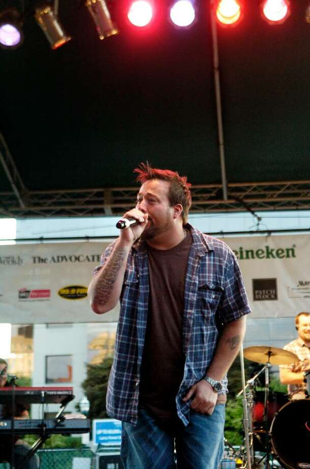 "Known for hits like ""Smile"" and ""Good to be me,"" Uncle Kracker is no stranger to the crowd. Come sing along with him at the Wolf Den at Mohegan Sun Arena in Uncasville this Friday March 14.  Photo: Dru Nadler / Stamford Advocate"