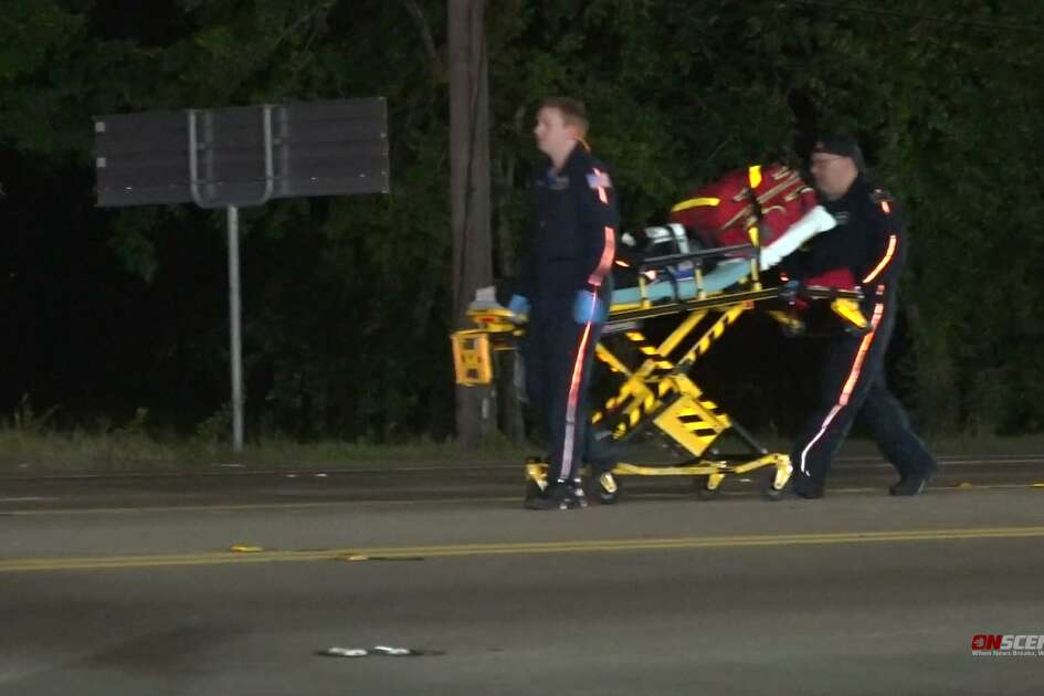 """An 8-year-old girl was 'conscious but non-responsive"""" when she was taken by Life Flight to a Houston area hospital late Monday following a crash on Tomball Parkway at Old Bammel N Houston Rd."""