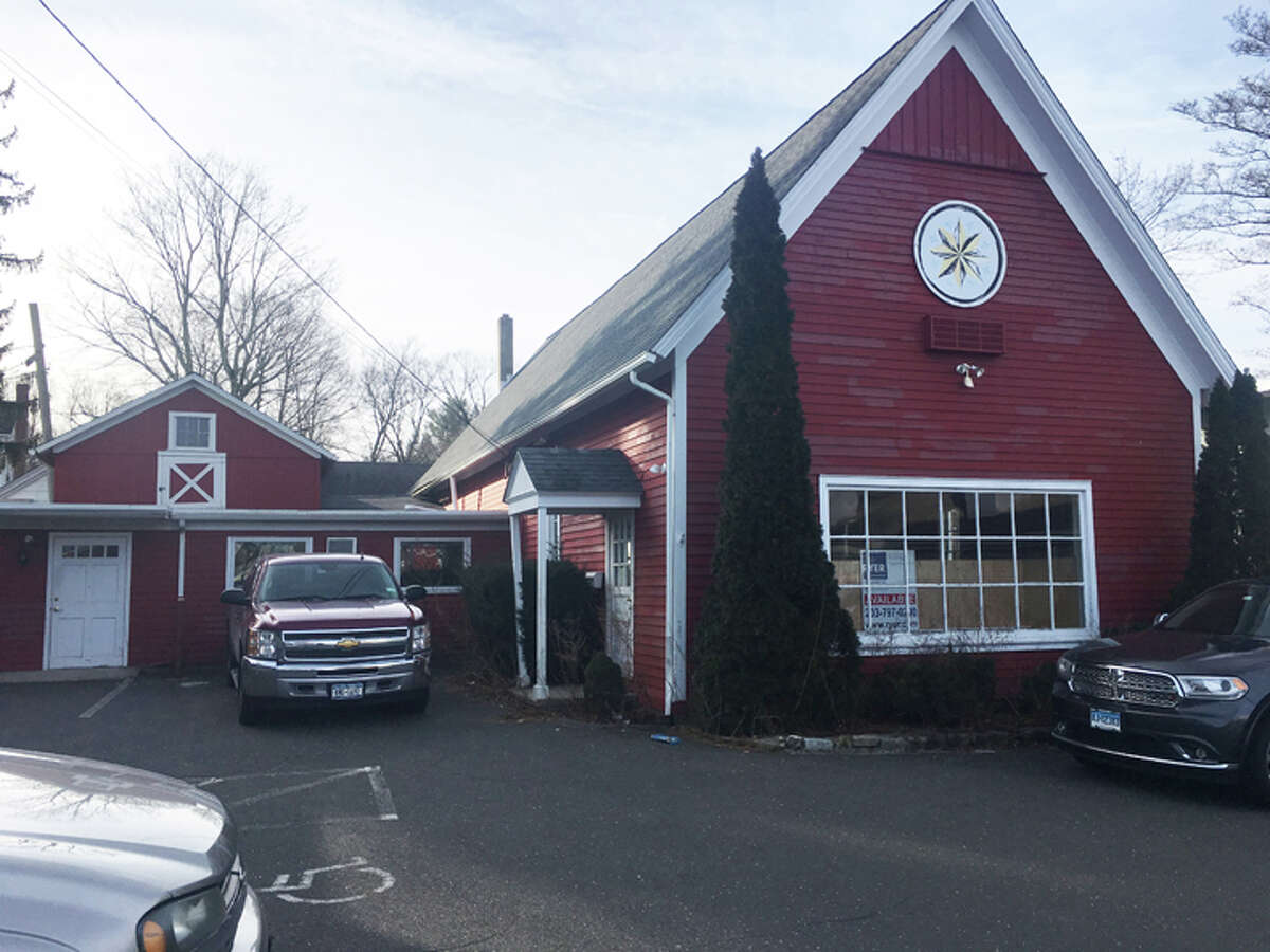 The old Thrift Shop building on Catoonah Street has been purchased by the Rabin family, who founded and still operate the Ridgefield Hardware building on Main Street. - Peter Yankowski photo