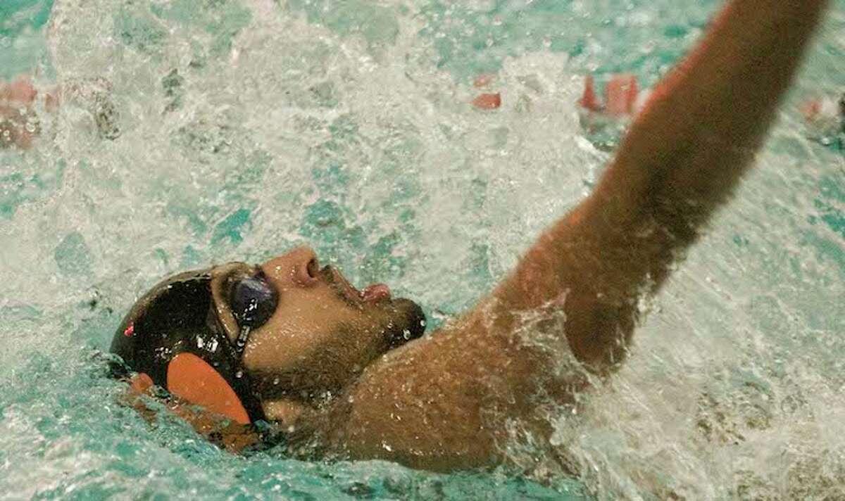 Vidur Hareesh and the RHS boys swim team are off to a 4-0 start this season. - Scott Mullin photo