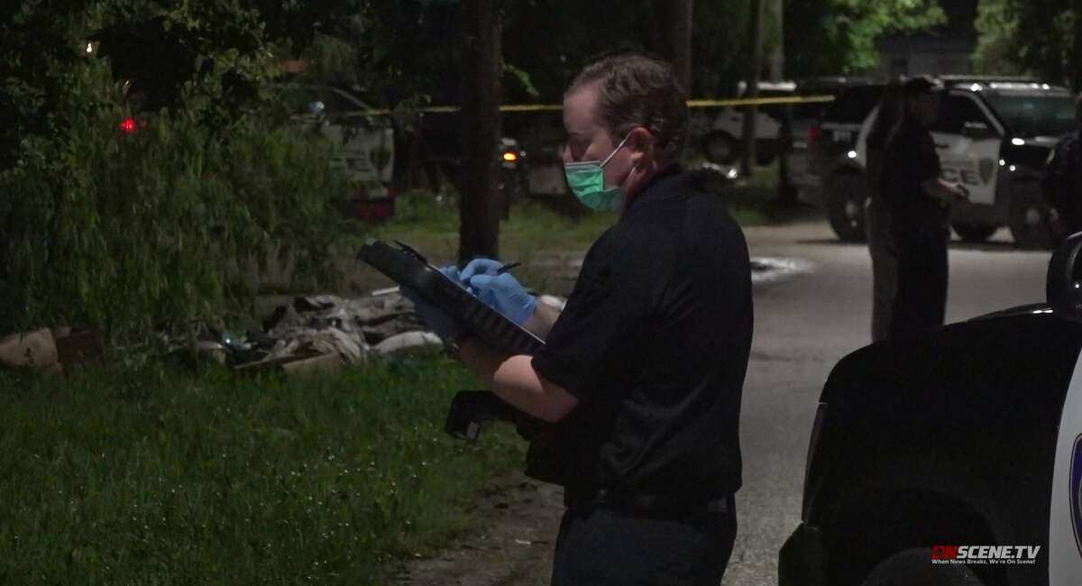 Houston police investigate a possible homicide late Monday, June 17, after they found a body lying in the street in the Fifth Ward, according to authorities.