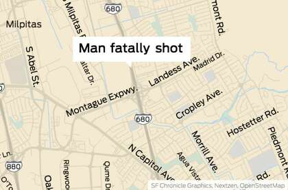Milpitas man fatally shot while driving on Interstate 680 ...