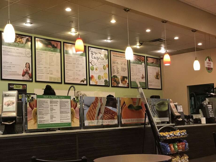 Robert V. Gourlay Jr. of Gansevoort, who formerly operated Fresh Healthy Café in Crossgates Mall faces felony tax fraud and grand larceny charges, according to the state Department of Taxation and Finance. Photo: Yelp