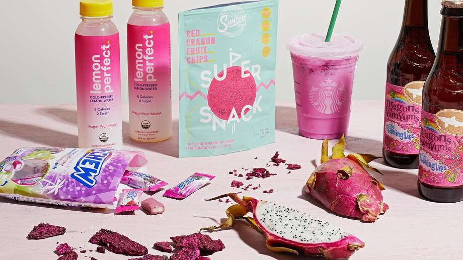 The new Starbucks dragonfruit drink tastes like - oh, who cares? It's pink!