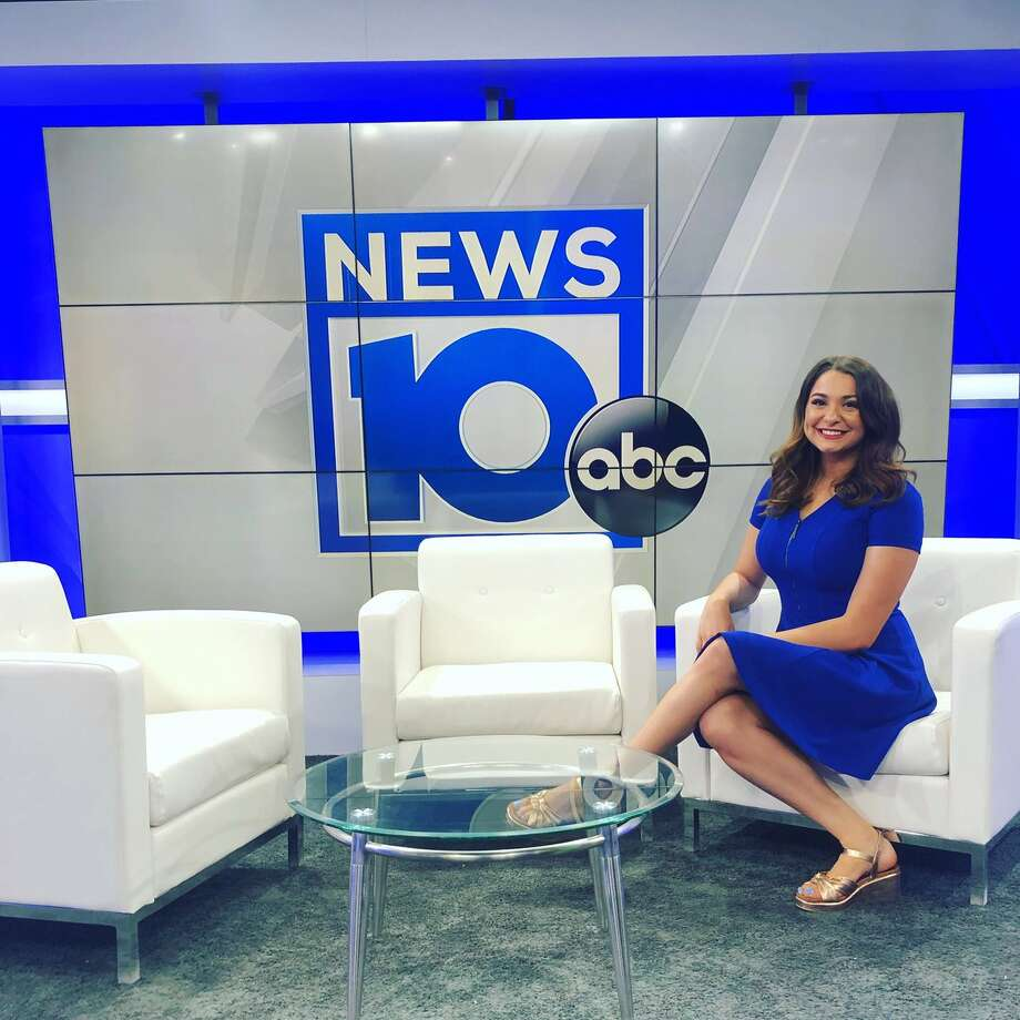 Giuliana Bruno, a former WTEN intern, is joining the station as a general assignment reporter. Photo: Courtesy Of Giuliana Bruno