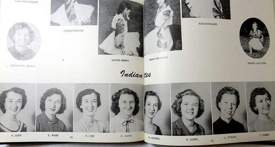 1952 Port Neches - Groves Indianettes. Photo taken Tuesday, June 11, 2019 Kim Brent/The Enterprise Photo: Kim Brent/The Enterprise