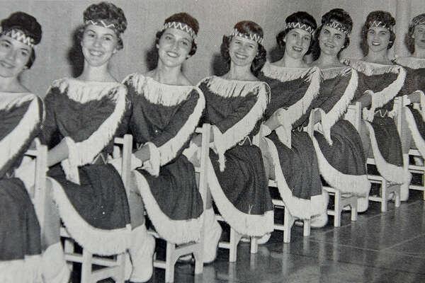 1959 Port Neches - Groves Indianettes. Photo taken Tuesday, June 11, 2019 Kim Brent/The Enterprise