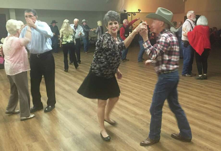 Join the fun at the Senior Dances. Couples and singles are welcome to weekly dances featuring bands from Country & Western to Golden Oldies. Line dances and mixers get everyone involved. Dances are held Friday or Saturday Evenings at the City of Conroe Activity Center, 1204 Candy Cane Lane (formerly Callahan Ave). Photo: Courtesy Photo