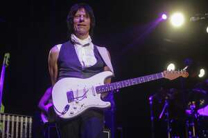 Jeff Beck is a two-time member of the Rock and Roll Hall of Fame.