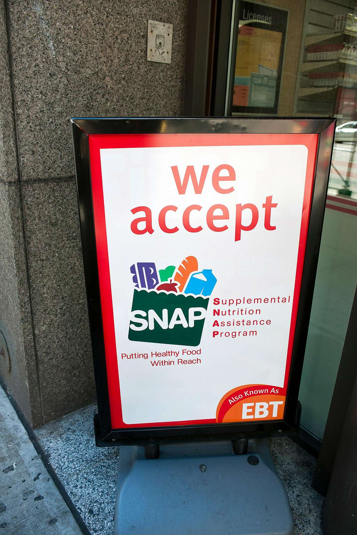 The change, advocates say, is part of the Trump administration's yearslong efforts to reduce benefits and housing subsidies, while trying to expand the work requirements needed to qualify for Medicaid and food stamps, now known as SNAP. (Richard B. Levine/Sipa USA/TNS)