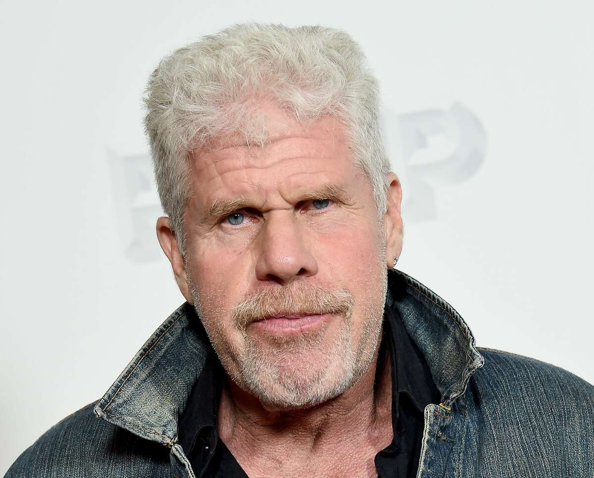 Ron Perlman will be appearing Saturday, Sept. 21 and Sunday, Sept. 22 at the Big Texas Comicon in San Antonio.