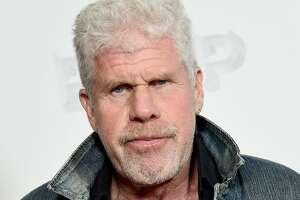 """LOS ANGELES, CA - NOVEMBER 07:  Ron Perlman attends the Premiere Of Vertical Entertainment's """"Pimp"""" at Pacific Theatres at The Grove on November 7, 2018 in Los Angeles, California.  (Photo by Gregg DeGuire/Getty Images)"""