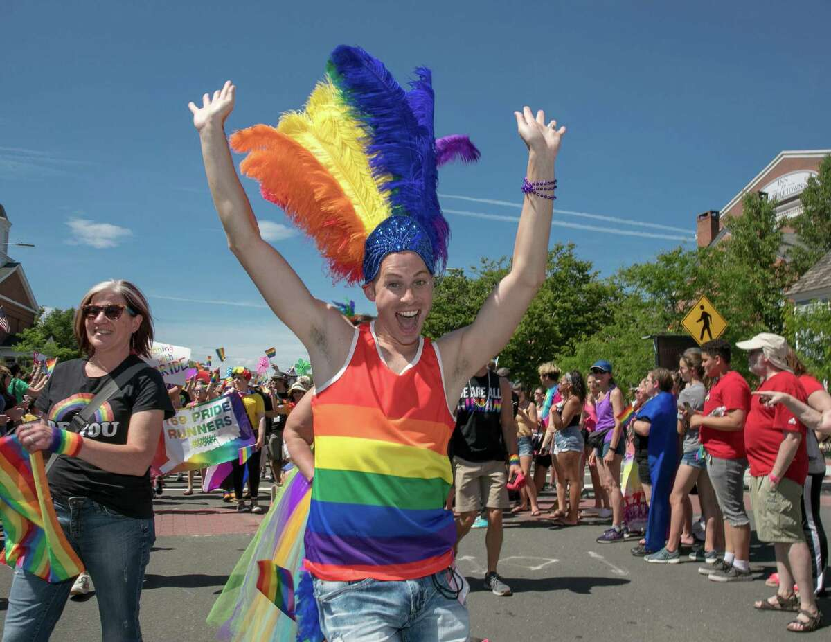 Middletown held its first Pride Festival and Parade June 15, 2019. Thousands attended the inaugural event held downtown to coincide with LGBT Pride Month.