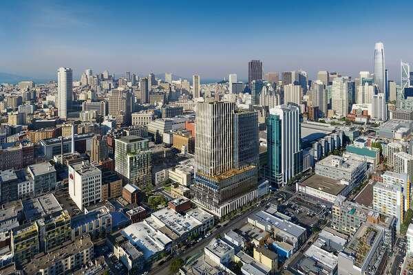 $1 billion 5M project starts construction, transforming South of Market