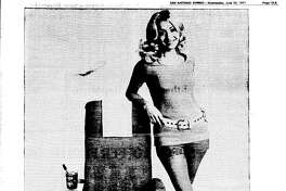 This ad ran in the San Antonio Express-News on June 23, 1971, a few days after the first Southwest Airlines flights took to the air.