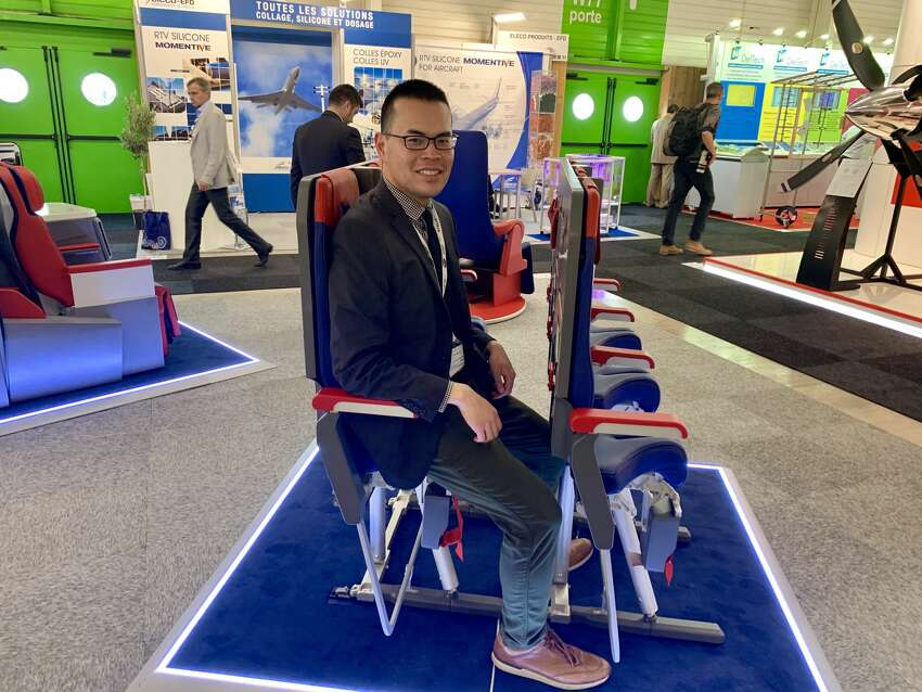 TravelSkills correspondent Tim Jue tries out Avio Interior's