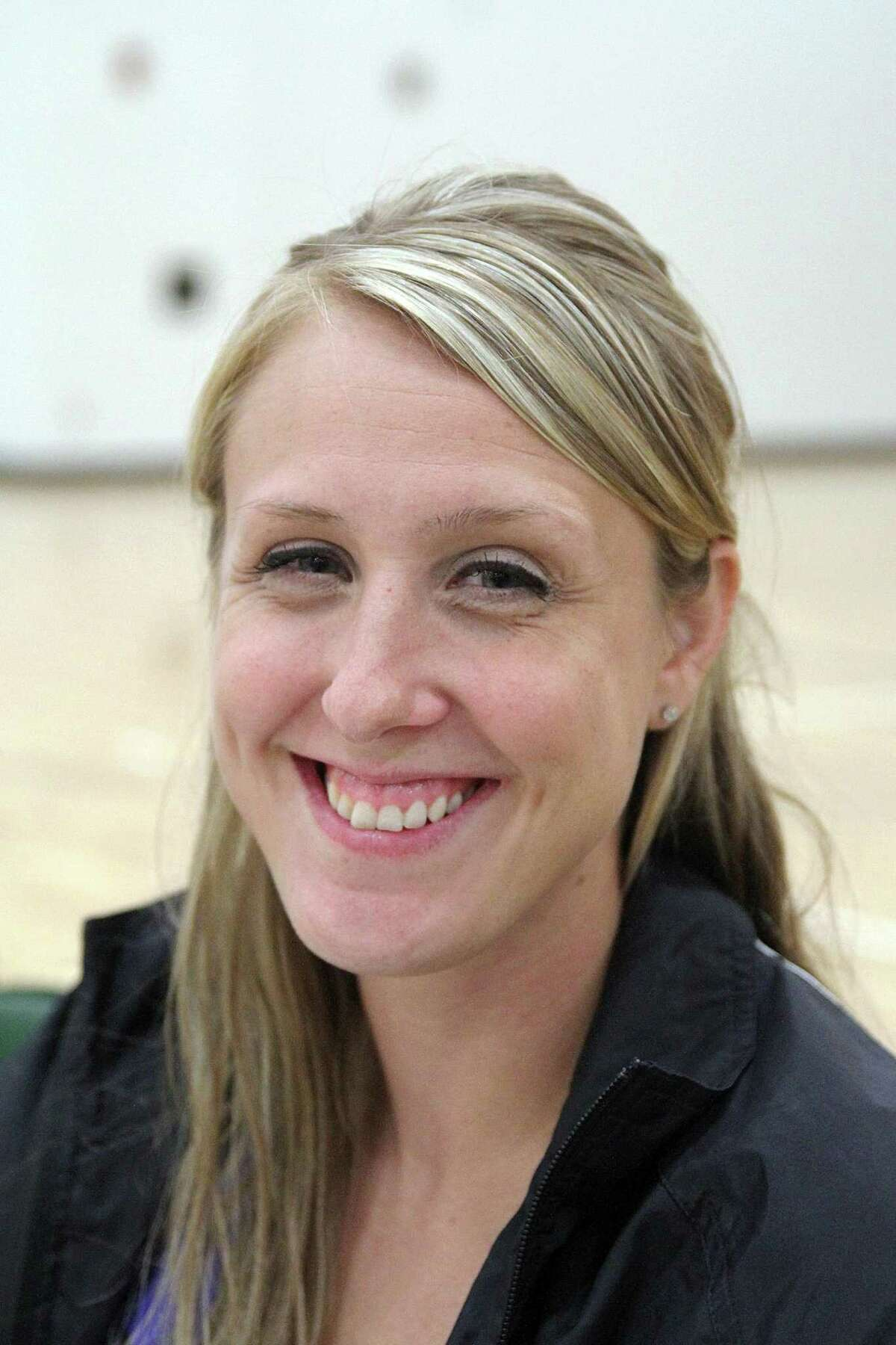 Alison Kley Williams has been hired as the head volleyball coach at Clear Falls High School. Photo by Pin Lim.