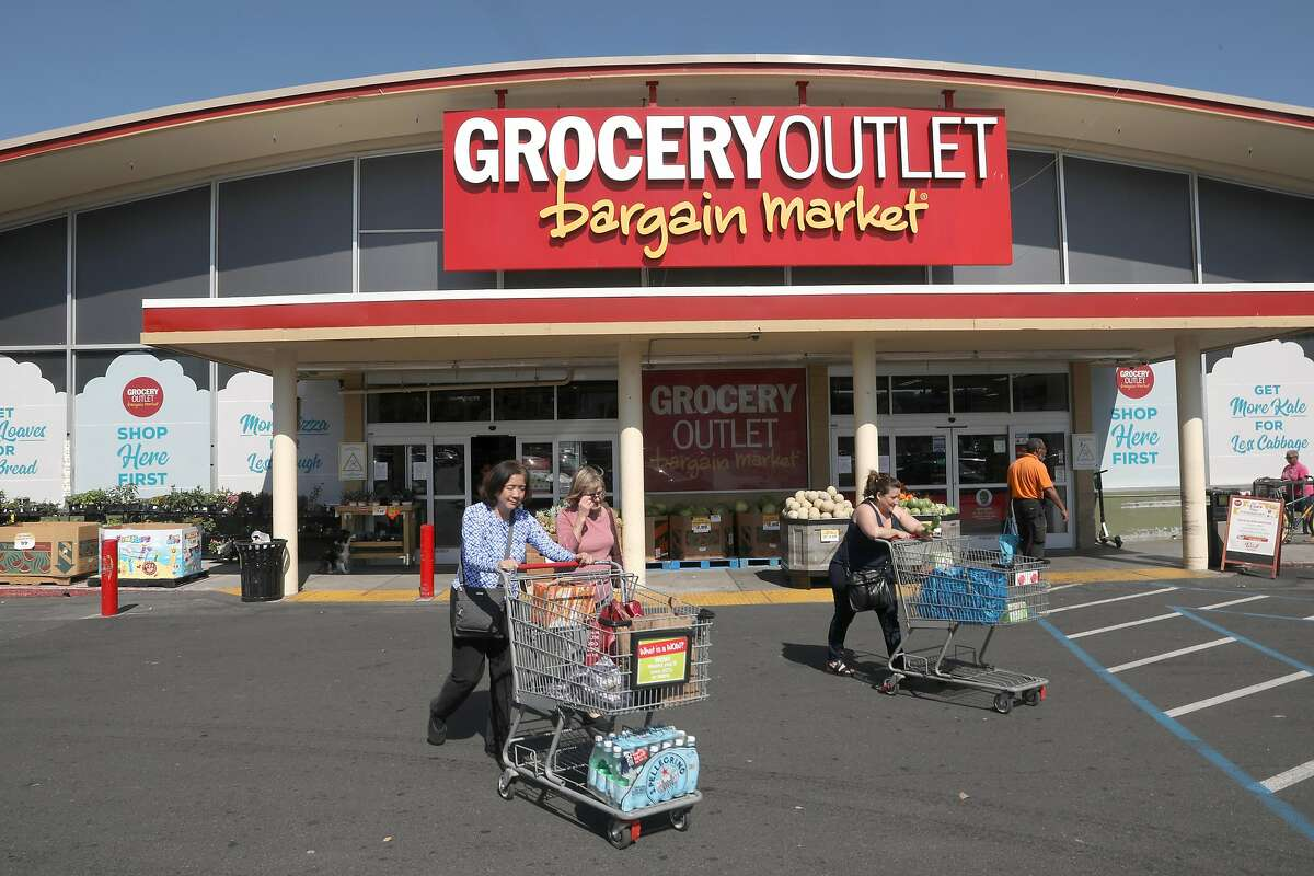 View of Grocery Outlet, a 73-year-old company with Bay Area roots on Monday, June 17, 2019 in Oakland, Calif. Unlike most companies that have filed for IPO�s this year, Grocery Outlet has posted 15 consecutive years of sales growth and it doesn�t even sell goods online.
