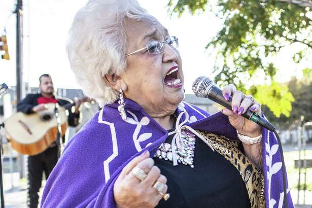 Las Tesoros de San Antonio member Blanquita Rodriguez has been named a National Heritage Fellow.