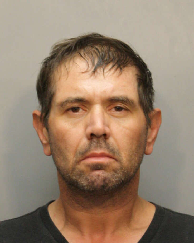 Robert Payne was charged with possession of a controlled substance and felon in possession of a firearm in connection with a case involving two Harris County Sheriff's Office deputies who were hospitalized for fentanyl exposure. Photo: Harris County Sheriff's Office