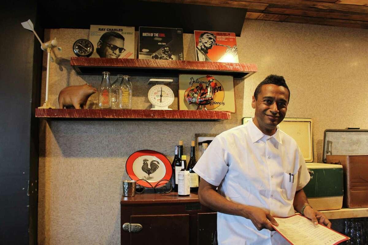 Chris Scott, head chef and owner of Birdman Juke Joint in Bridgeport.