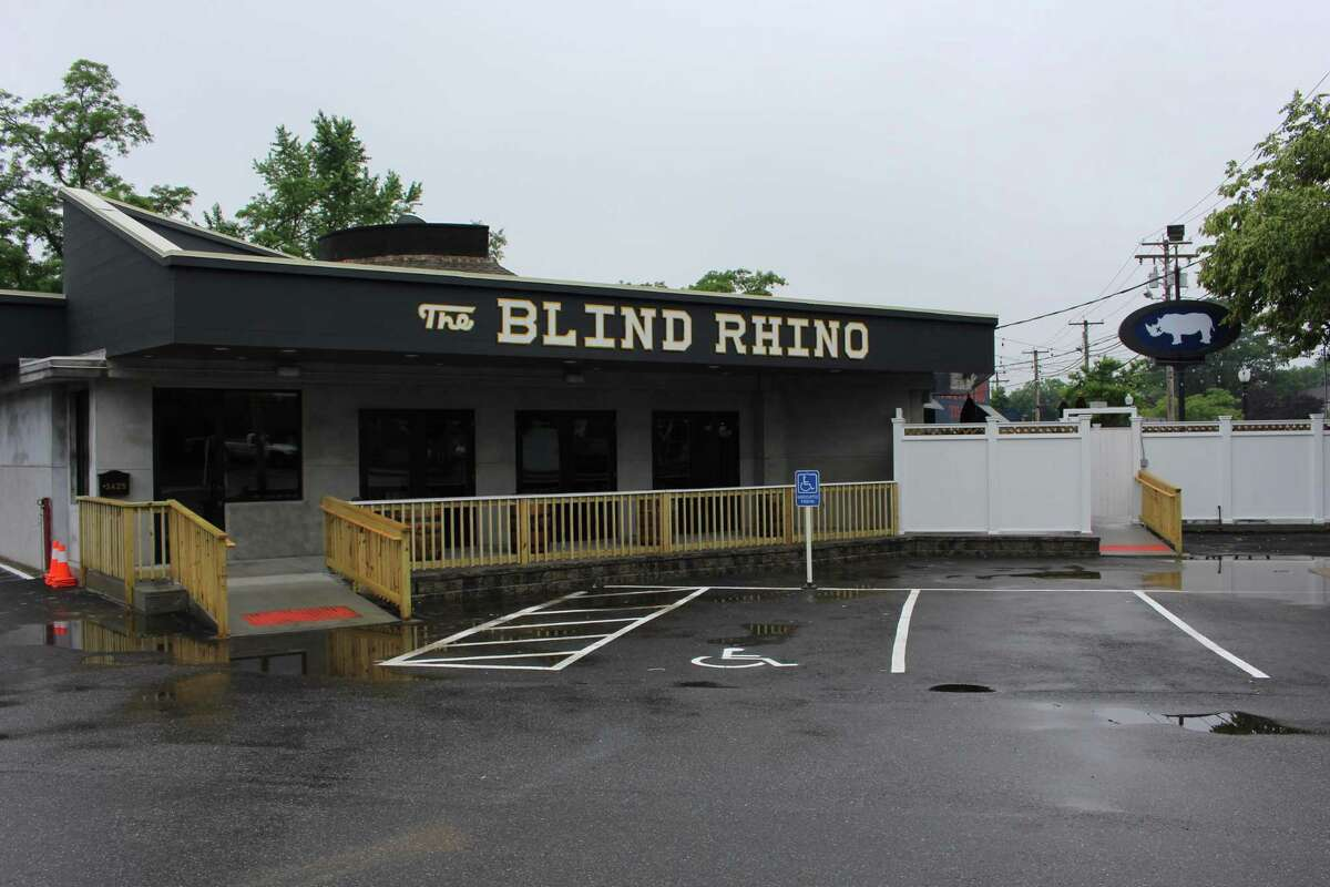 The Blind Rhino at 3425 Fairfield Ave. in Bridgeport.