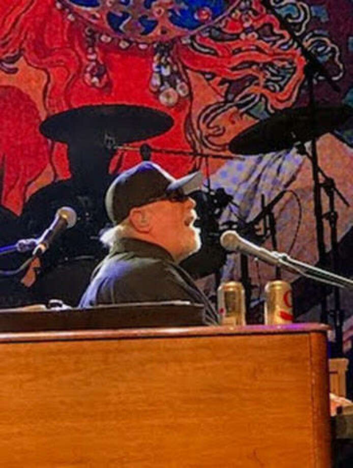 Gypsy vocalist and keyboardist James Walsh, a co-founder of the band, performs during a previous show at the Wildey Theatre. Photo: Jan Rangel/For The Intelligencer